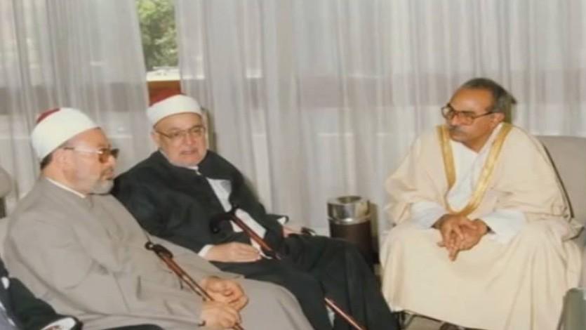 مع الإمام محمد الغزالي والدكتور محمد عمارة