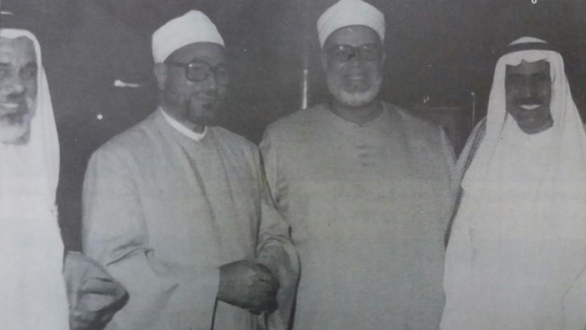 في بيت الزكاة بالكويت مع الشيخ صلاح أبو إسماعيل