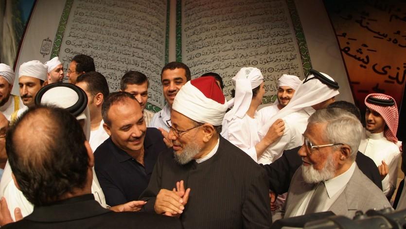 في إحدى الفعاليات مع الصديق الدكتور عبد العظيم الديب