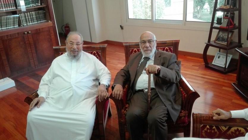 مع الدكتور زغلول النجار