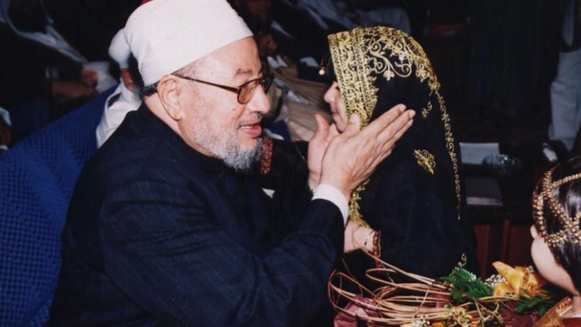 خلال حفل مناصرة الشيخ العام 2005