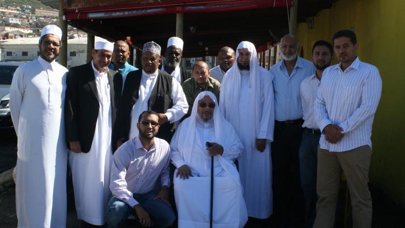 خلال زيارة دعوية إلى جنوب إفريقيا
