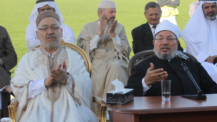 في تونس مع الأستاذ راشد الغنوشي