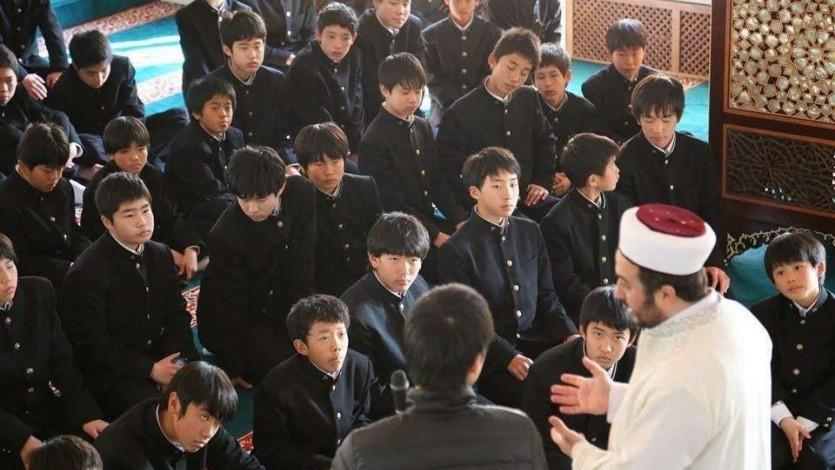 الدعوة إلى الإسلام بين اليابانيين