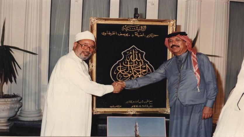 (190) تكريم شعبي في جدة.. اثنينية الشيخ عبد المقصود خوجة
