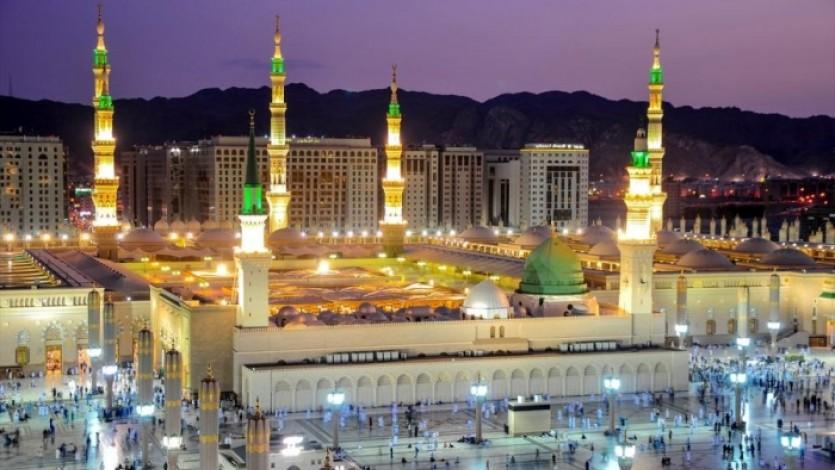 سافرت من مكة للمدينة في فترة العدة