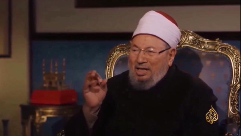 القرضاوي: لن تحيا الأمة إلا بالإسلام