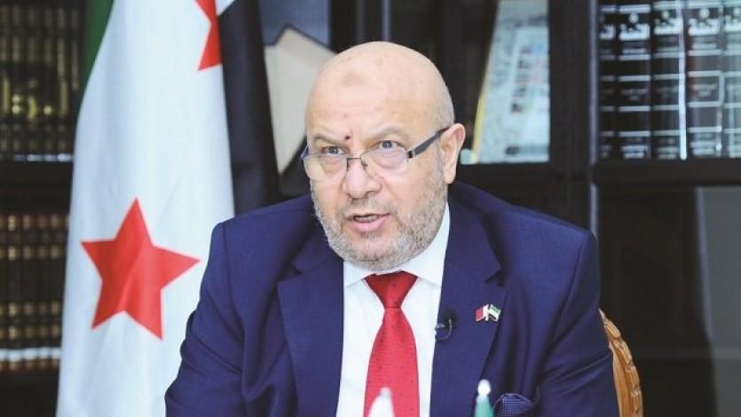 رحم الله أخانا الحبيب نزار حراكي سفير الائتلاف السوري بالدوحة