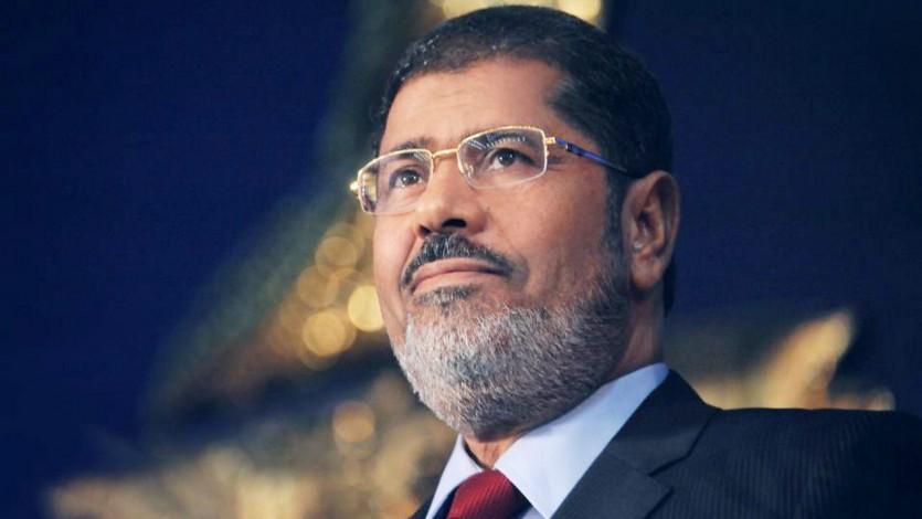 رحم الله الرئيس المصري الصابر المحتسب  الدكتور محمد مرسي