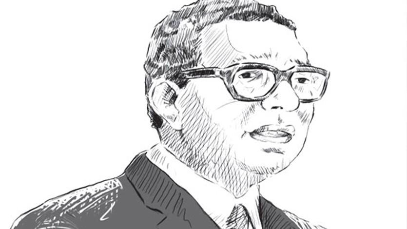 (162) لقاء أحمد بهاء الدين بالدوحة 2/3/1987
