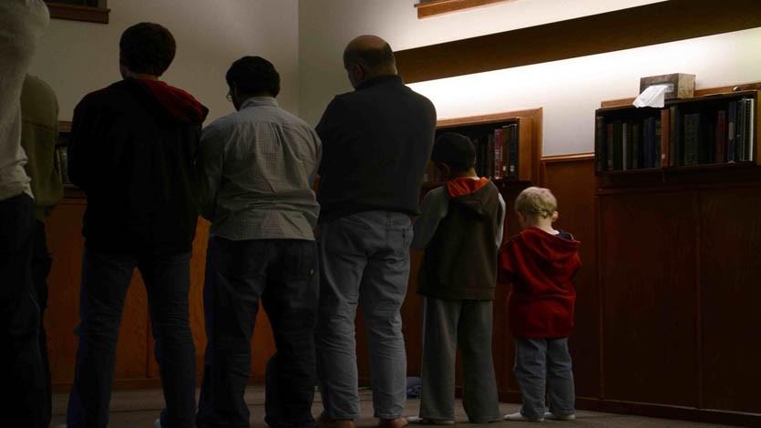 علاج السرحان في الصلاة