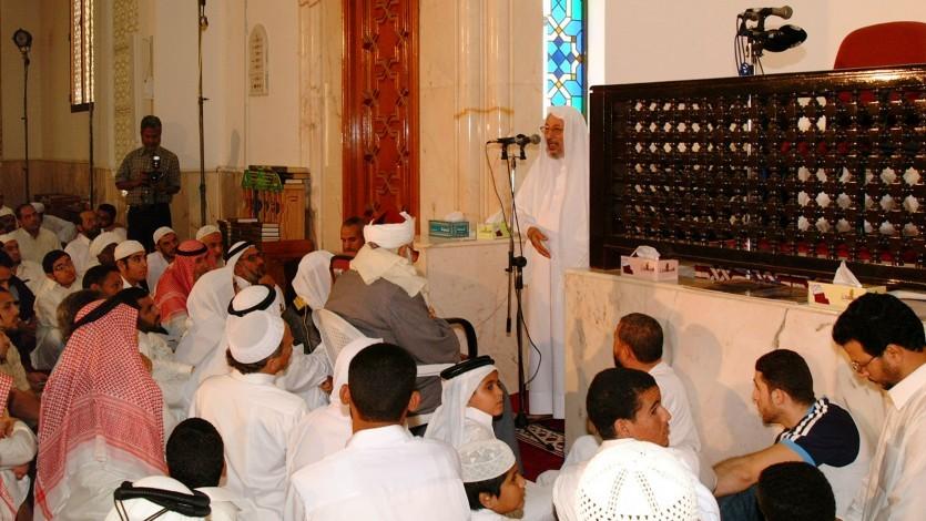 (200) تأسيس مسجد عمر بن الخطاب بالدوحة