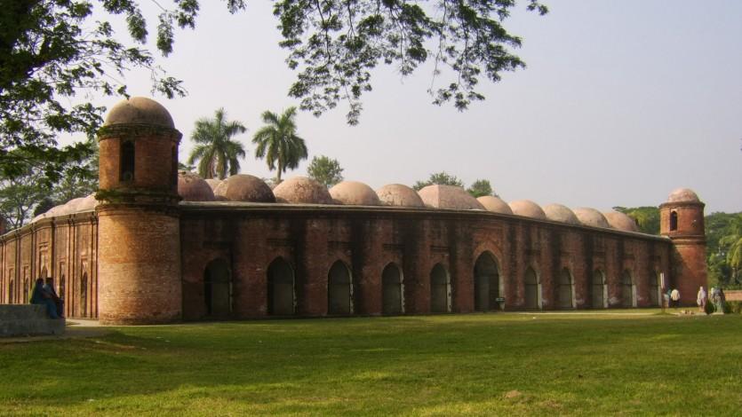(133) أول زيارة لبنجلاديش