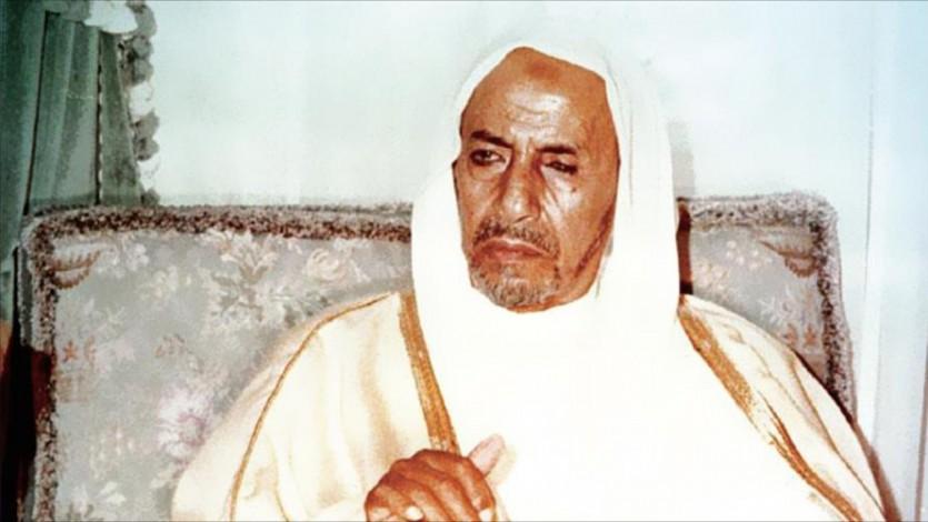 وفاة الشيخ عبد الله بن زيد آل محمود