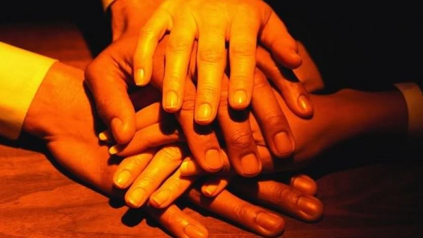 التعاون والتناصر والتراحم