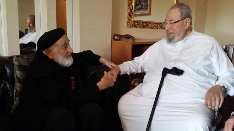في وداع العالم والداعية والموجِّه الشيخ محمد أمين سراج رحمه الله