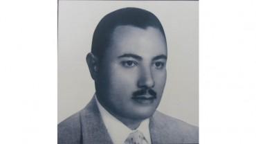 صورة نادرة لسماحة الشيخ القرضاوي في شبابه