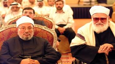 مع فضيلة الشيخ عبد المعز عبد الستار رحمه الله