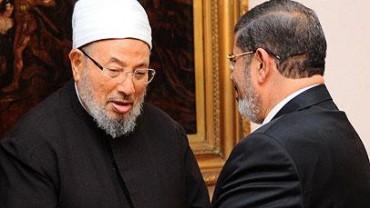 في زيارة للرئيس محمد مرسي