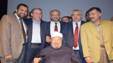 خلال حفل تكريم في إسطنبول