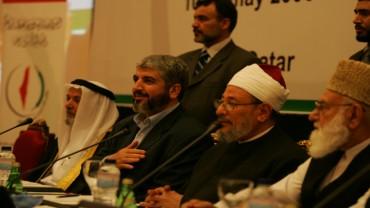 في مؤتمر لنصرة فلسطين
