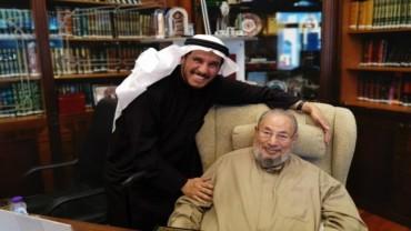 مع الكاتب مهنا الحبيل