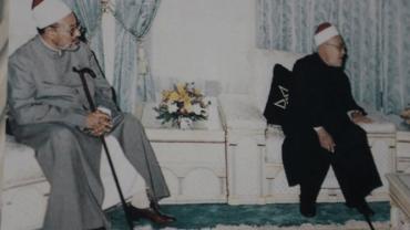 مع الشيخ الإمام محمد الغزالي رحمه الله
